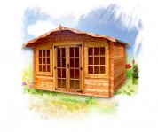 Herts Fencing Lap Fence Panels Garden Sheds Summerhouses