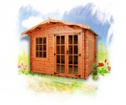 Charnwood-Log cabins
