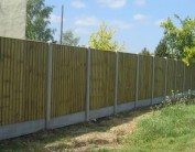Concrete gravel boards-Concrete gravel boards