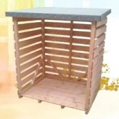 Logstore-Small sheds