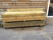 Softwood sleeper -Miscellaneous